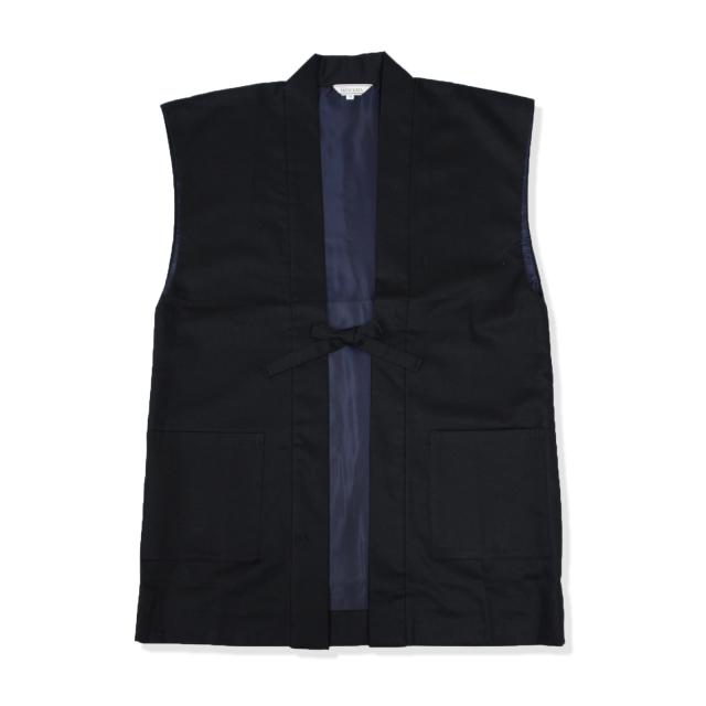 綾織羽織 6番色 黒