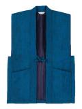 正絹作務衣用羽織
