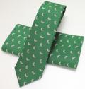 ネクタイいのしし(緑)
