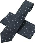 ネクタイ タツ(紺)