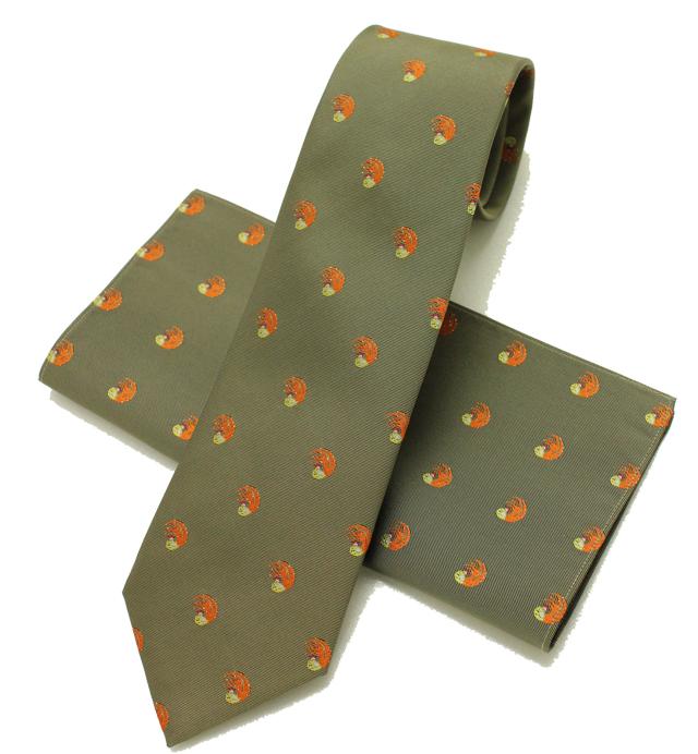 ネクタイ とりO-4