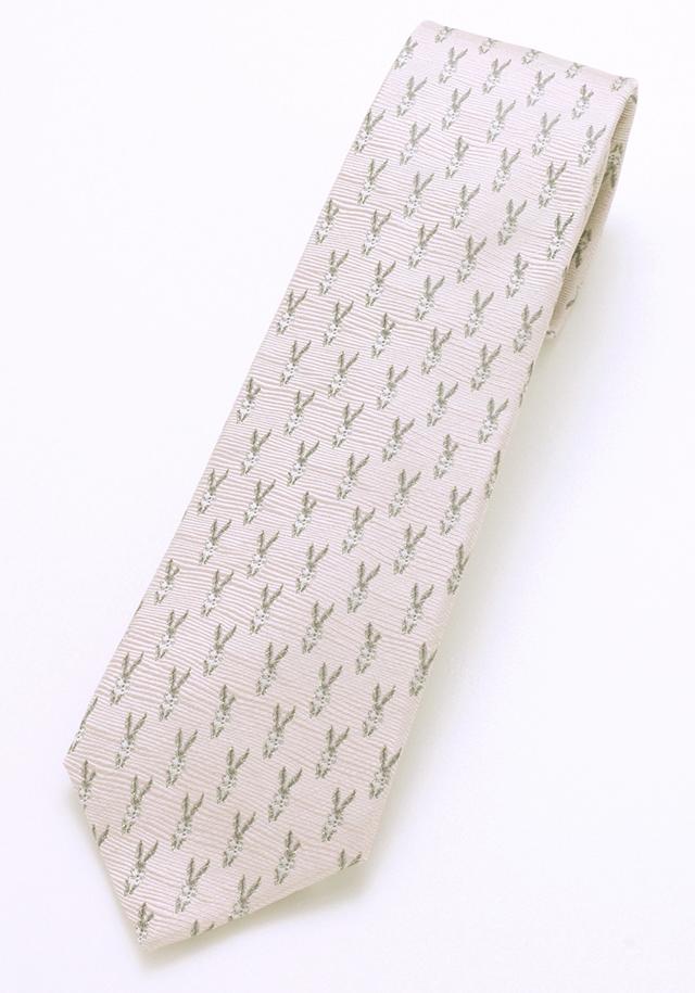 ネクタイ うさぎピンク