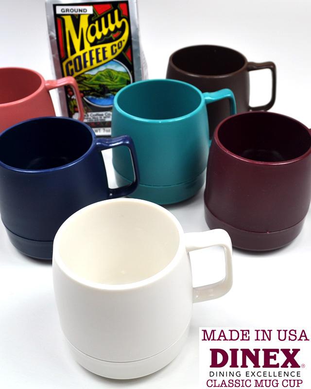 DINEX(ダイネックス) INSULATED CLASSIC MUG CUP/インサレーテッド クラシック マグカップ