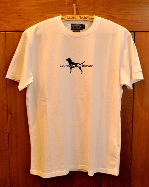 LABRADOR RETRIEVER(ラブラドールレトリバー) / 犬ロゴTシャツ