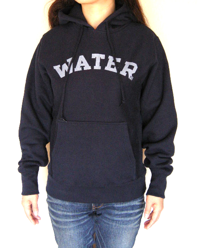 【LADY'S】WATER water73 REVERSE WEAVE PULL PARKA