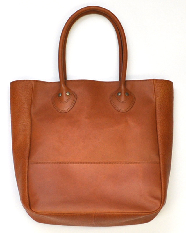 GARNISH LEATHER FACTORY 【ガーニッシュ】 ALL LEATHER TOTE BAG