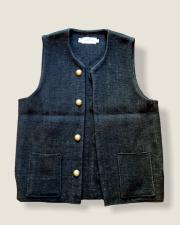 TRUJILLO'S (トルフィリオス) Relaxed Chimayo Vest