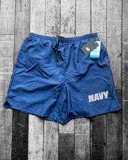 Deadstock US Navy PT Shorts by Newbalance
