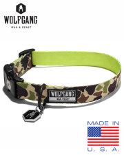 WOLFGANG MAN & BEAST (ウルフギャング) DuckLime COLLAR