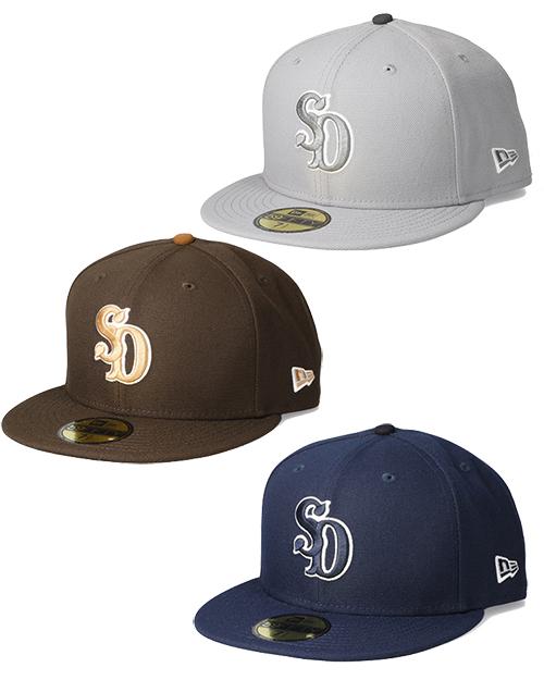 STANDARD CALIFORNIA (スタンダードカリフォルニア) NEW ERA × SD 59Fifty Logo Cap