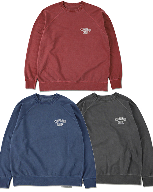 STANDARD CALIFORNIA (スタンダードカリフォルニア) SD Pima Cotton Logo Sweat