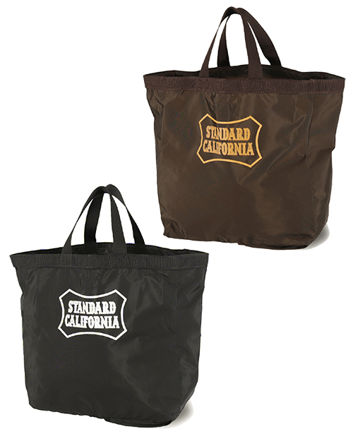 STANDARD CALIFORNIA (スタンダードカリフォルニア) PORTER × SD Packable Utility Tote Bag