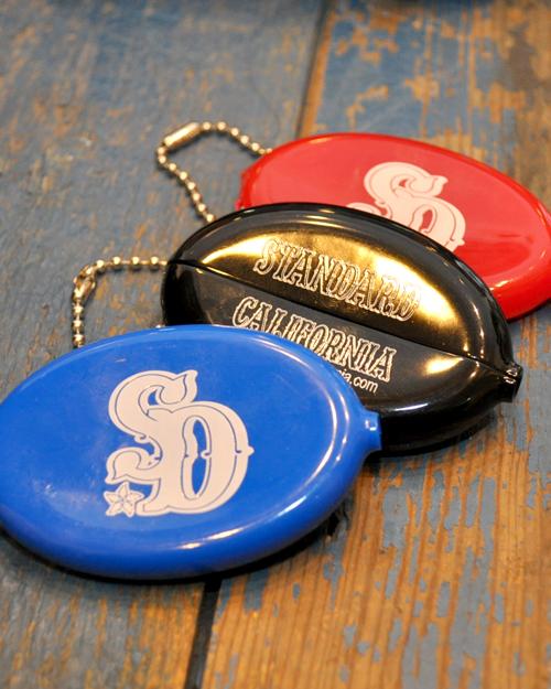 【DM便可】STANDARD CALIFORNIA (スタンダードカリフォルニア) SD Coin Case