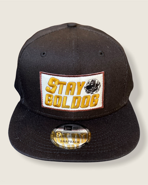 "STAY GOLDOG (スティゴールドッグ) NEW ERA 9FIFTY ""WAPPEN LOGO CAP"""