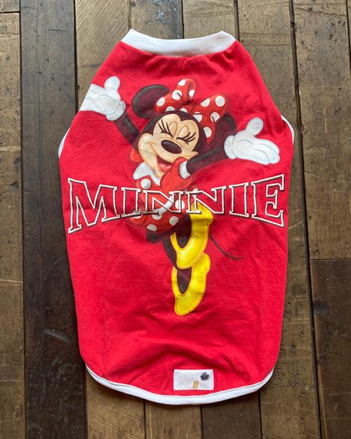 【DM便可】STAY GOLDOG (スティゴールドッグ) REMAKE T / Vintage Disney (M)