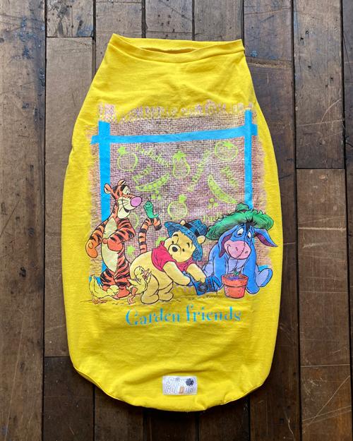 【DM便可】STAY GOLDOG (スティゴールドッグ) REMAKE T / Vintage Disney (L)