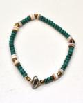 39 (SunKu/サンク) Turquise Beads(bt) Bracelet / ターコイズ ブレスレット