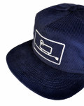 【MADE IN USA】ALMOND SURFBOARDS (アーモンドサーフボード) ALMOND x WOOLRICH CORDUROY CAP/アーモンド X ウールリッチ サーフィンシープ