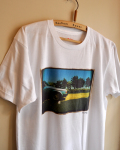 "【DM便可】AKANATOINUK.FILM PHOTO TEE ""CAR"""