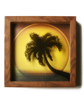 CALIFOLKS 3D Art 『Palm Tree』