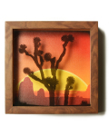 CALIFOLKS 3D Art 『Joshua Tree』