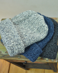 【1枚までメール便可】columbia knit (コロンビアニット) COTTON100% KNIT CAP MIX / コットン ニット キャップ MADE IN USA