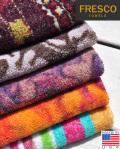FRESCO TOWELS(フレスコタオル) HAND TOWEL / ハンドタオル ■MADE IN USA