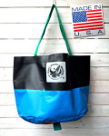 "【MADE IN USA】【別注カラー】Jack's Plastic Welding""Waterproof Gear Tote Bag""/トートバッグ"