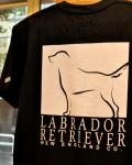 LABRADOR RETRIEVER(ラブラドールレトリバー) / Big LabシルエットTシャツ