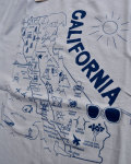 【50%OFF】【MADE IN USA】MAPTOTE (マップトート) CALIFORNIA TEE / カリフォルニア