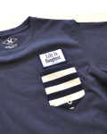 【DM便可】NALUTO TRUNKS (ナルトトランクス) NALUTO BORDER POCKET TSHIRTS