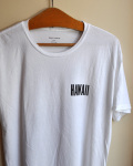 "Quality Peoples (クオリティーピープル) ""HAWAII"" Crew T"