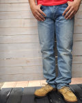STANDARD CALIFORNIA (スタンダードカリフォルニア) SD 5Pocket Denim Pants Vintage Wash