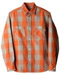 STANDARD CALIFORNIA (スタンダードカリフォルニア)Heavy Flannel Check Shirt/ヘビーフランネルチェックシャツ