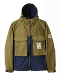 STANDARD CALIFORNIA (スタンダードカリフォルニア)2.5-Layer Stretch Fishing Hood Jacket