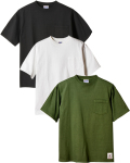 【DM便可】STANDARD CALIFORNIA (スタンダードカリフォルニア) SD Heavyweight Pocket T