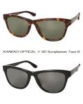 STANDARD CALIFORNIA (スタンダードカリフォルニア) KANEKO OPTICAL × SD Sunglasses Type 6