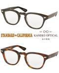 再入荷☆STANDARD CALIFORNIA (スタンダードカリフォルニア) KANEKO OPTICAL x SD Sunglasses Type4 / 金子眼鏡 サングラス