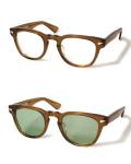 STANDARD CALIFORNIA (スタンダードカリフォルニア) KANEKO OPTICAL × Standard California Sunglasses Type 4 Clear