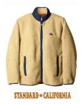 STANDARD CALIFORNIA (スタンダードカリフォルニア) SD Classic Pile Jacket / DLS L+2