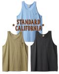 STANDARD CALIFORNIA (スタンダードカリフォルニア) Standard California Pocket Tank/ポケットタンク