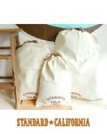【30%OFF】STANDARD CALIFORNIA (スタンダードカリフォルニア) SD Utility Bag 3P Pack / ユーティリティー バッグ