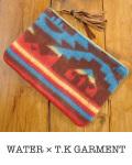 WATER × T.K GARMENT (ティーケーガーメント) CLUTCH BAG/クラッチバッグ
