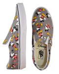 VANS x Disney USA企画 CLASSIC SLIP-ON / ディズニーミーキーマウス スリップオン