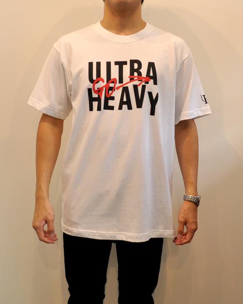 ULTRA HEAVY (ウルトラヘビー)  / GO→ ULTRA HEAVY T