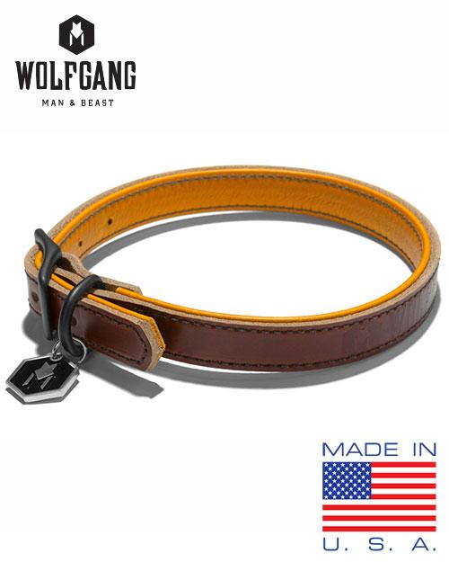 WOLFGANG MAN & BEAST (ウルフギャング) Horween COLLAR