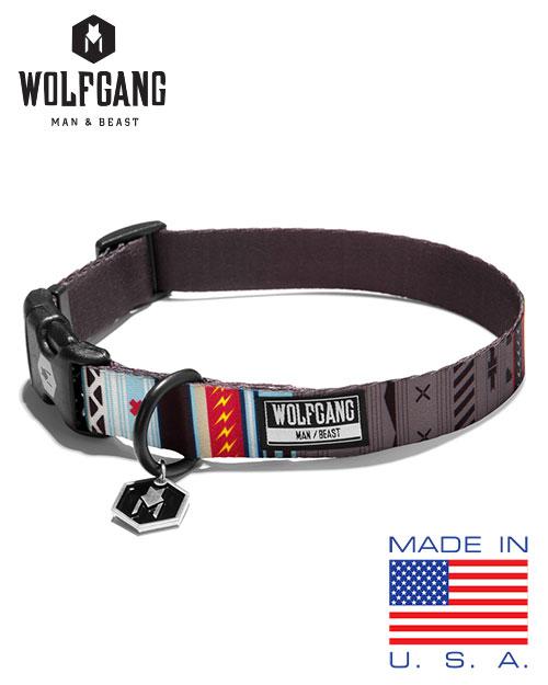 WOLFGANG MAN & BEAST (ウルフギャング) NativeLines COLLAR