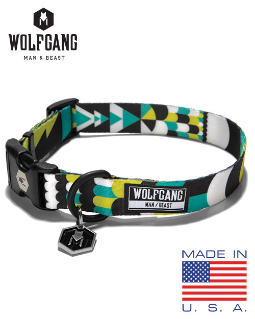 WOLFGANG MAN & BEAST (ウルフギャング) GoldCoast Skateboards COLLAR