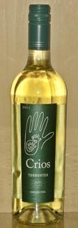 クリオス・トロンテス2011ボトル