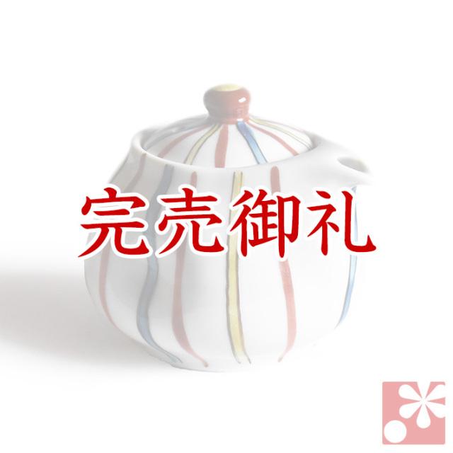 九谷焼 醤油差し 十草【アウトレット】